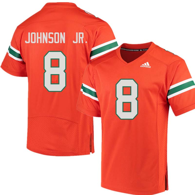 duke johnson miami hurricanes jersey